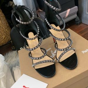 AUTHENTIC black forever girl 100 patent